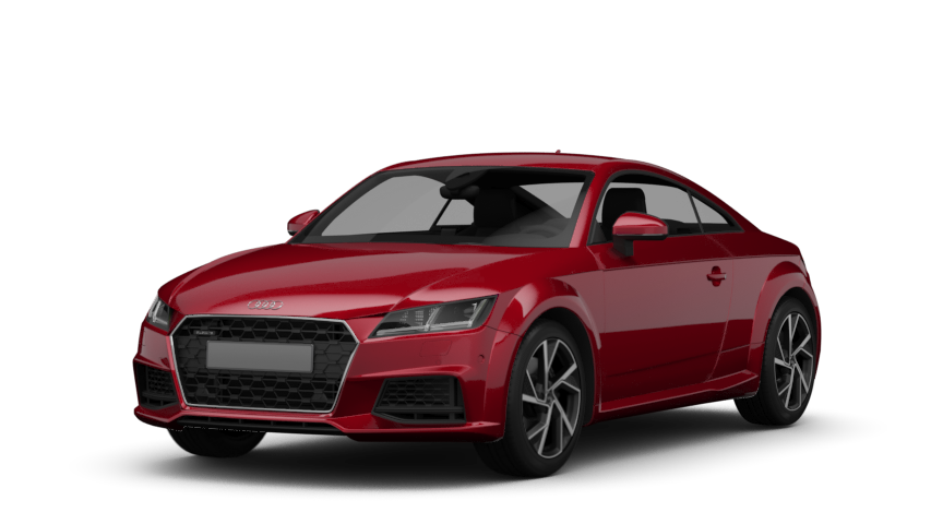 Audi TT Coupé leasen