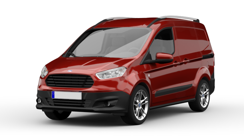 Ford Tourneo Courier leasen