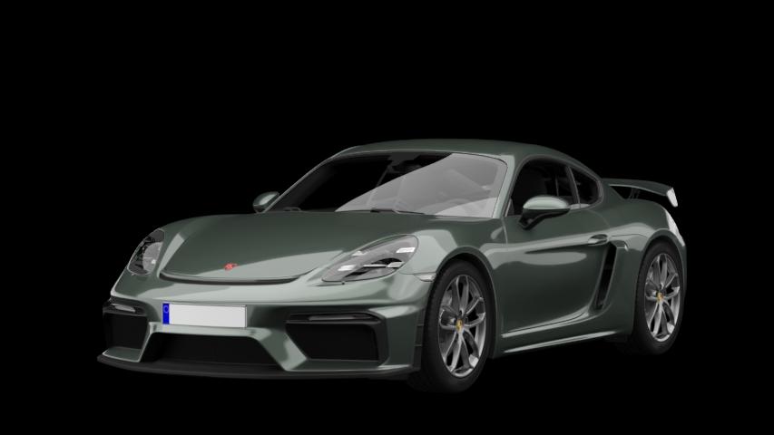 Porsche 718 Cayman leasen