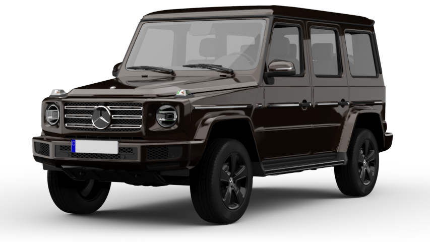 Mercedes-Benz G-Klasse leasen