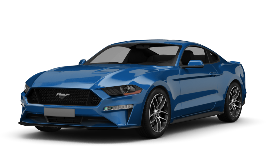 Ford Mustang leasen