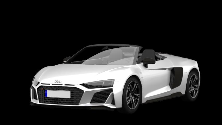 Audi R8 Spyder leasen