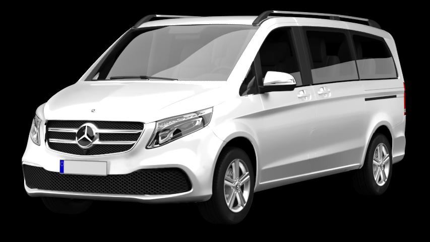 Mercedes-Benz V-Klasse leasen