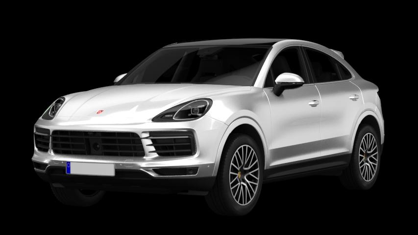 Porsche Cayenne Coupé leasen