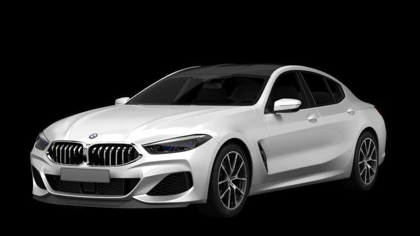 BMW 8er Coupé leasen