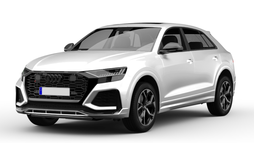 Audi RS Q8 leasen