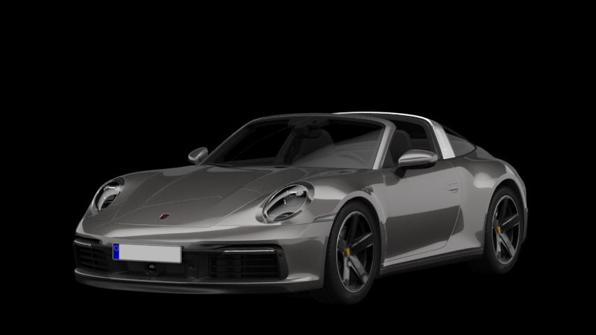 Porsche 911 Targa leasen