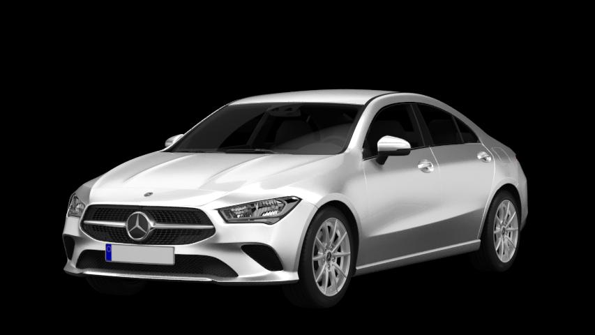 Mercedes-Benz CLA leasen
