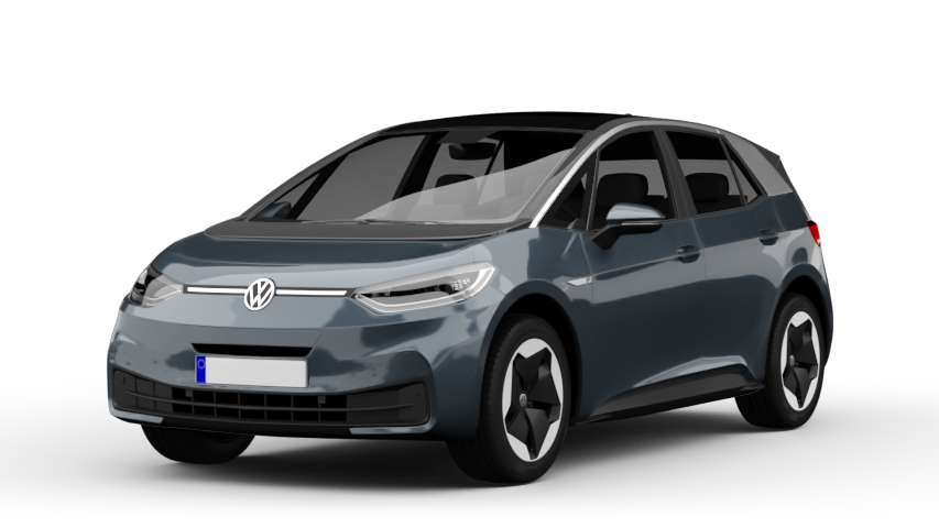VW Volkswagen ID.3 Pure Performance 45 kWh 110 kW Pure